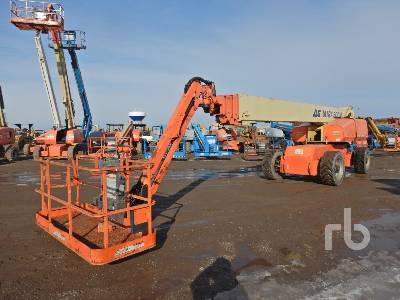 2012 JLG 1200SJP 4x4 Boom Lift