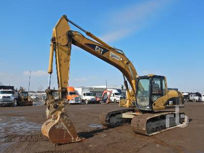 2003 CATERPILLAR 320C Hydraulic Excavator