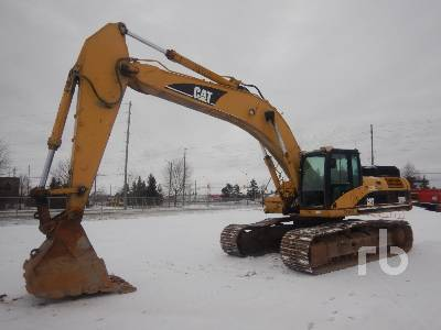 2006 CATERPILLAR 330D Hydraulic Excavator