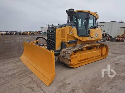 2016 JOHN DEERE 750K LGP Crawler Tractor
