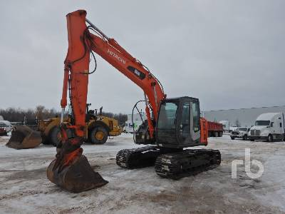 2008 HITACHI ZX135US-3 Hydraulic Excavator