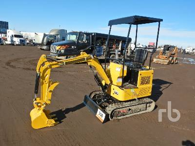 Unused CAEL R325 BLT Mini Excavator (1 - 4.9 Tons)