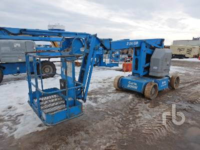 2006 GENIE Z34/22N Electric Articulated Boom Lift