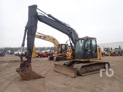 2012 JOHN DEERE 135D Hydraulic Excavator