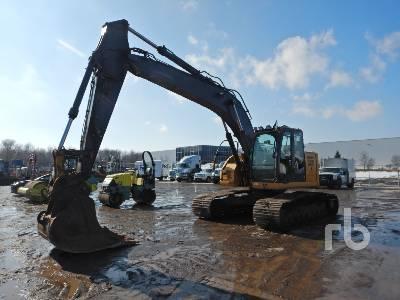 2012 JOHN DEERE 225D LC Hydraulic Excavator