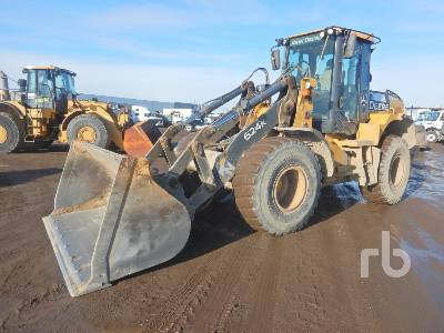 2012 JOHN DEERE 624K Wheel Loader