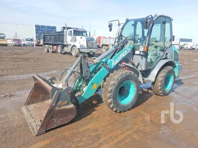 2009 WACKER NEUSON 850 Wheel Loader