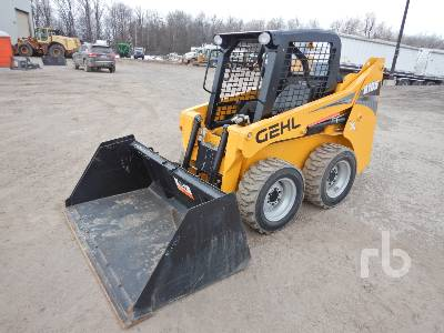 2019 GEHL R105 Skid Steer Loader
