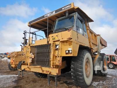 2000 CATERPILLAR 773D Rock Truck