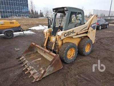 2006 GEHL 5640 Skid Steer Loader