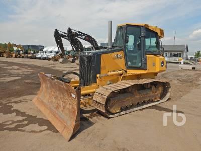 2013 JOHN DEERE 700J XLT Crawler Tractor