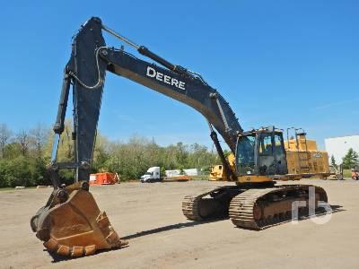 2011 JOHN DEERE 450D LC VG Hydraulic Excavator