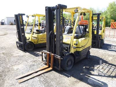 HYSTER S50FT Forklift