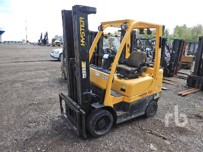 HYSTER S60FT 5300 Lb Forklift