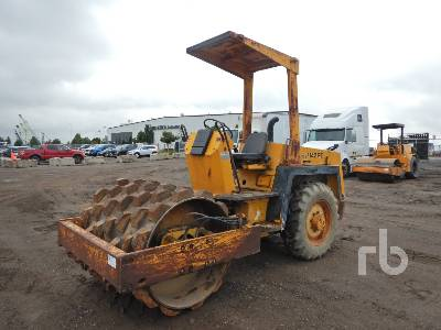1991 BOMAG BW142PD Vibratory Padfoot Compactor