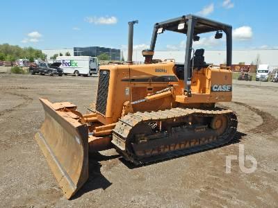 2002 CASE 850H LT Crawler Tractor
