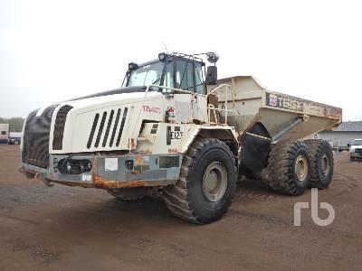 2010 TEREX TA400 6x6 Articulated Dump Truck