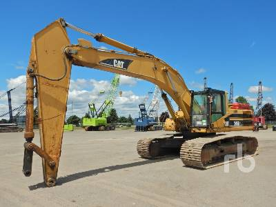 2000 CATERPILLAR 345BL Series II Hydraulic Excavator