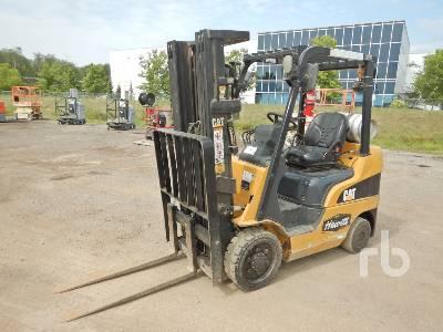 2008 CATERPILLAR C5000 4750 Lb Forklift