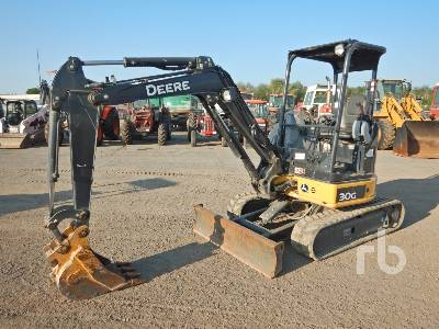 2018 JOHN DEERE 35G Mini Excavator (1 - 4.9 Tons)