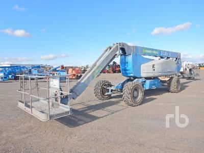 2008 GENIE Z135/70 4x4 Articulated Boom Lift