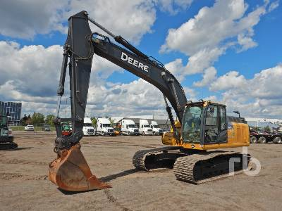 2014 JOHN DEERE 210G LC Hydraulic Excavator