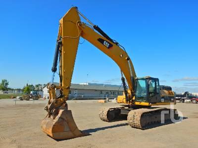 2011 CATERPILLAR 336D Hydraulic Excavator