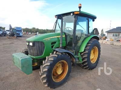 2011 JOHN DEERE 5085M MFWD Tractor