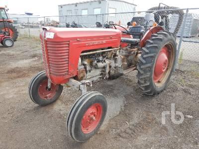 MASSEY FERGUSON 50 2WD Tractor