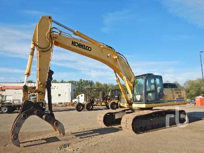 2013 KOBELCO SK350-9 Hydraulic Excavator