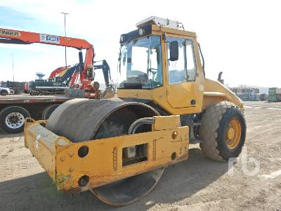 2008 BOMAG BW213DH-40 Vibratory Roller