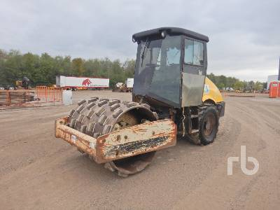 2004 INGERSOLL-RAND SD77FTF Vibratory Padfoot Compactor