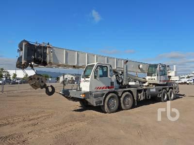 2005 TEREX T775 75 Ton 8x4x4 Hydraulic Truck Crane
