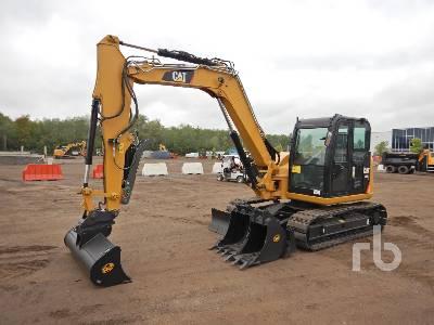 2017 CATERPILLAR 308E2CRSB CR Midi Excavator (5 - 9.9 Tons)