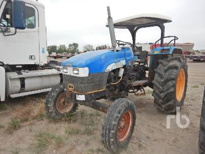 2003 NEW HOLLAND TT55 2WD Utility Tractor