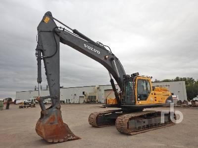 2003 VOLVO EC360BLC Hydraulic Excavator
