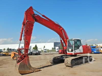 2010 VOLVO EC290CL Hydraulic Excavator