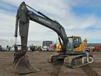 2011 VOLVO ECR305CL Hydraulic Excavator