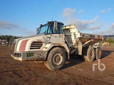 2008 TEREX TA27 6x6 Articulated Dump Truck