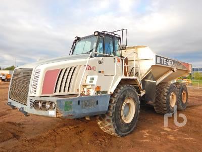 2007 TEREX TA40 6x6 Articulated Dump Truck