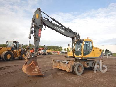 2003 VOLVO EW170 Mobile Excavator