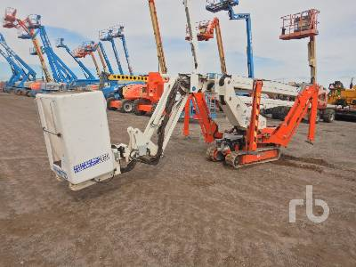 2013 EASY LIFT R210 Articulated Crawler Boom Lift