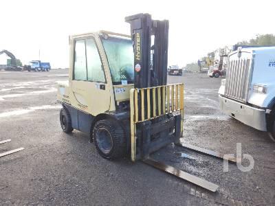 2009 HYSTER H80FT 7300 Lb Forklift
