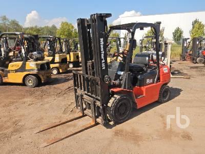 MASTERLIFT CP0D25N 5500 Lb Forklift