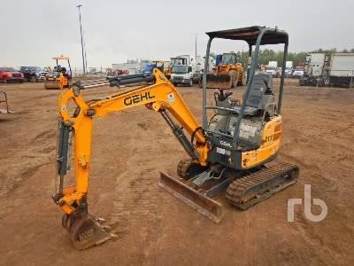 2014 GEHL Z17 Mini Excavator (1 - 4.9 Tons)