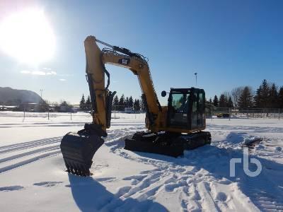 2017 CATERPILLAR 308E2CR SB Midi Excavator (5 - 9.9 Tons)