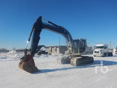 2006 LINK-BELT 160LX Hydraulic Excavator