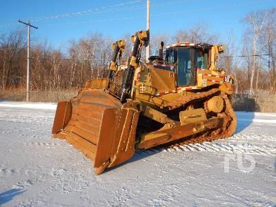 2009 CATERPILLAR D8T Crawler Tractor