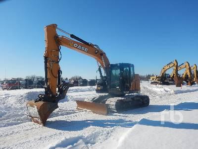 2020 CASE CX145C Midi Excavator (5 - 9.9 Tons)
