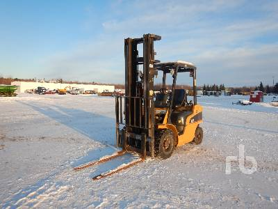 2005 CATERPILLAR P5000 1300 Lb Forklift
